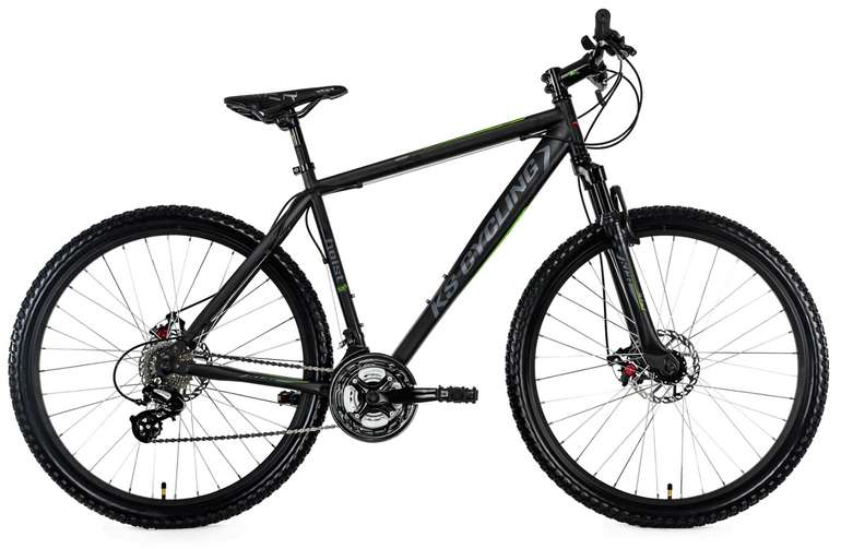 KS Cycling Mountainbike MTB Hardtail Heist 27,5 Zoll für 264,99€inkl. Versand (statt 339€)