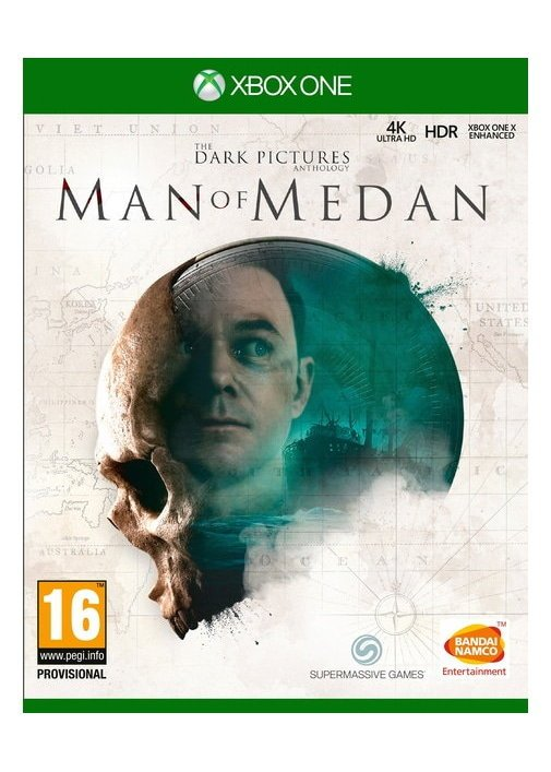 The Dark Pictures: Man of Medan (Xbox One, PS4) ab 23,86€