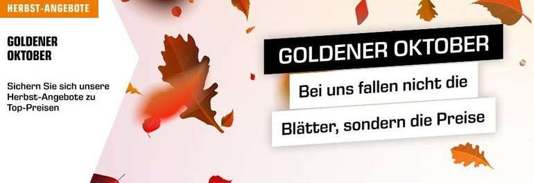 Saturn Goldener Oktober 2