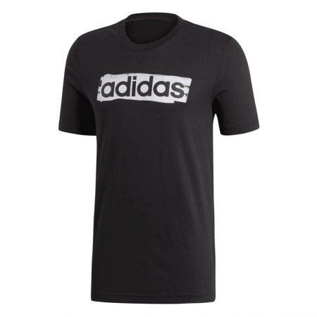 Adidas T-Shirt C Linear Brush Tee (5 Farben) für 8,96€ inkl. Versand