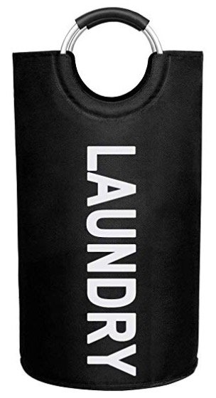 Rayuda faltbarer Wäschekorb für 8€ & 10x Metall-Kleiderbügel für 10€ (Prime)