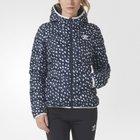 Adidas Originals Slim Allover Print Damenjacke für 38,47€ inkl. Versand