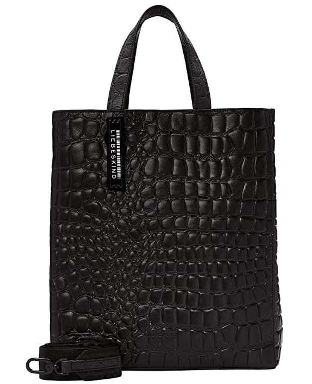 Liebeskind Paper Bag Tote M Kroko Handtasche für 124,80€ inkl. Versand (statt 183€)