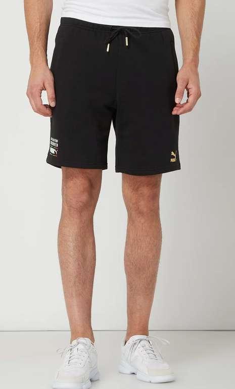 Puma Performance Sweatshorts in schwarz für 19,99€inkl. Versand (statt 25€)