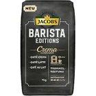 1kg Jacobs Barista Editions Crema Kaffeebohnen (ganze Bohne) für 6,99€ (statt 15€) - Prime!