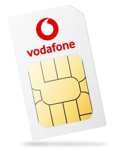 Vodafone Smart XL mit 60GB LTE + Allnet- und SMS Flat für 29,99€ mtl.