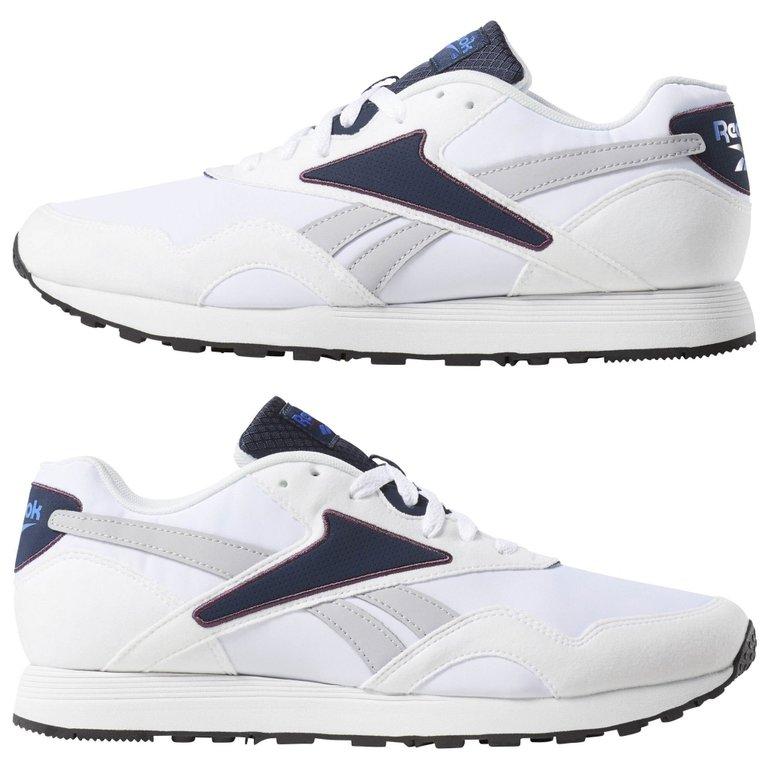 Reebok Classics Rapide men Trainers in weiß für 43,15€ inkl. Versand (statt 63€)