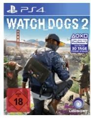 Saturn Super Sunday Angebote - z.B. Watch Dogs 2 [PS4] für 29,99€