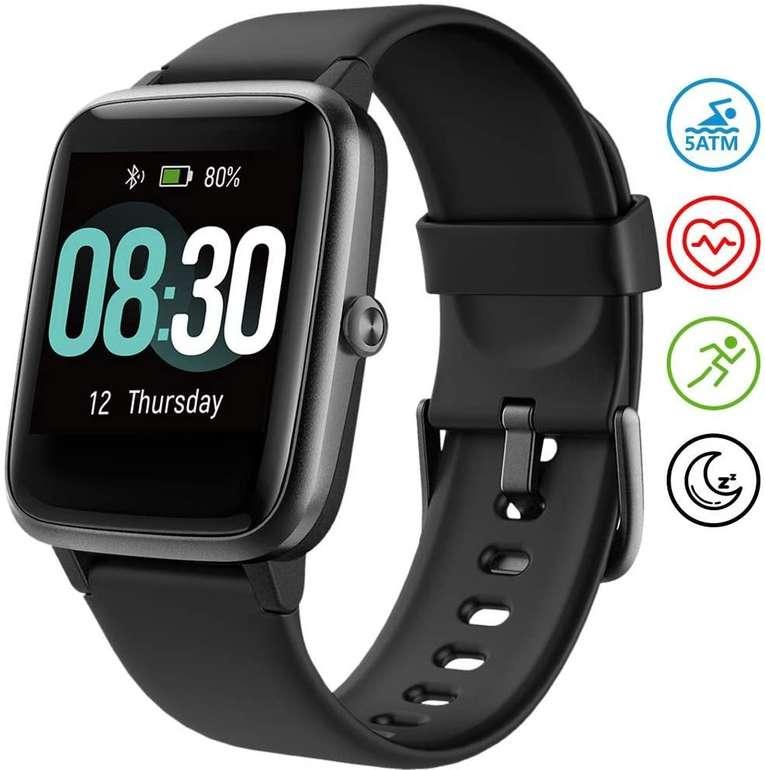 Umidigi Uwatch3 wasserdichter Fitness Tracker in 2 Farben ab 27,99€ inkl. Versand (statt 40€)