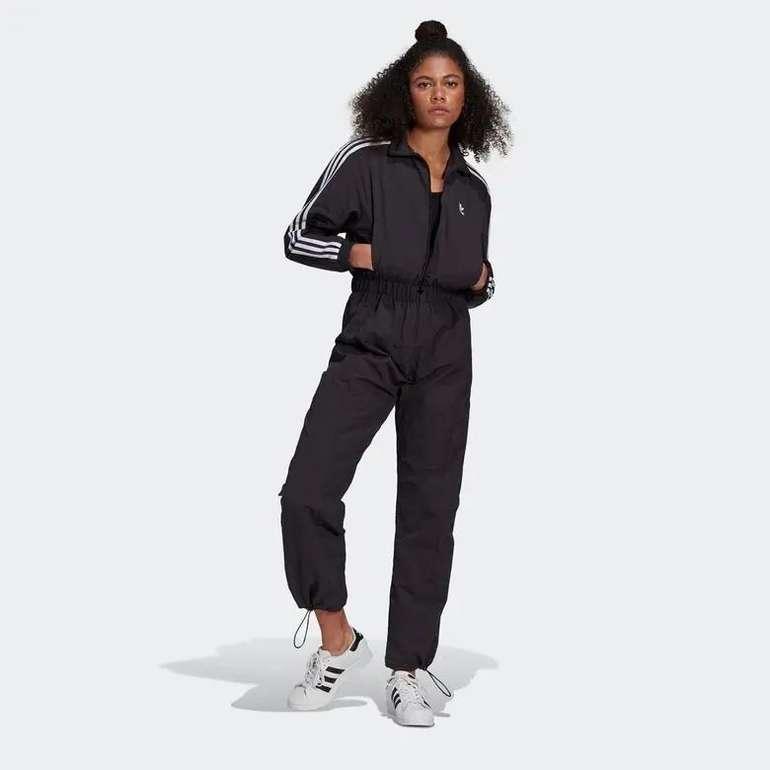 Adidas Originals Adicolor Damen Jumpsuit Primegreen für 48,99€ inkl. Versand (statt 63€)
