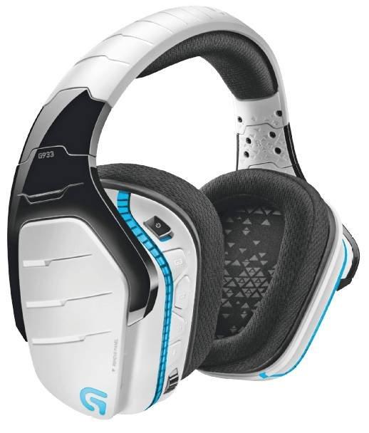 Logitech G933 Artemis Spectrum 7.1 Headset für 99€ inkl. Versand (statt 123€)