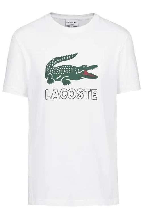 Lacoste Shirt in grün-weiß (XS,S) für 19,30€ inkl. Versand (statt 36€)