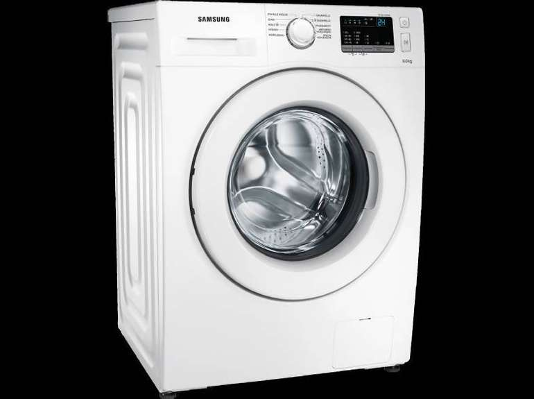 Samsung WW 80 J 34 D0KW/EG Waschmaschine (8 kg, 1400 U/Min., A+++) ab 299€