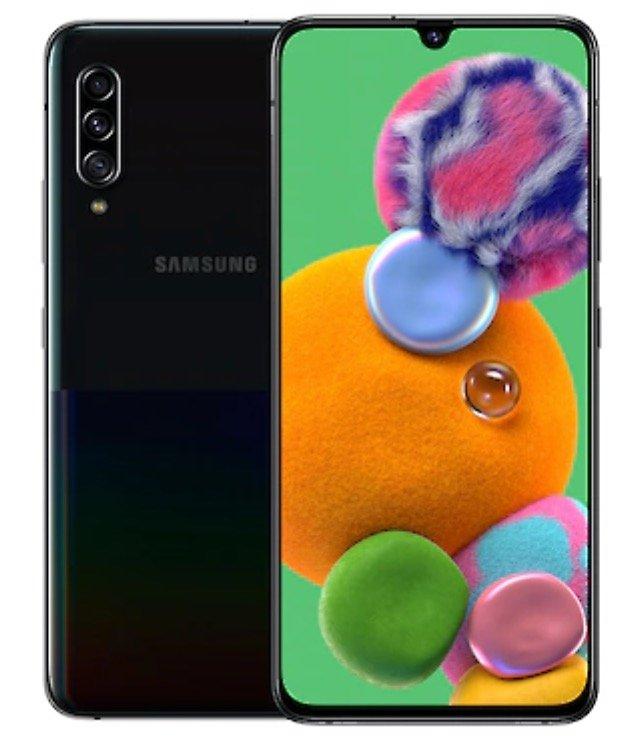 Samsung Galaxy A90 5G Smartphone - 6,7 Zoll mit 6GB RAM und 128GB Speicher für 299€ (statt 399€)