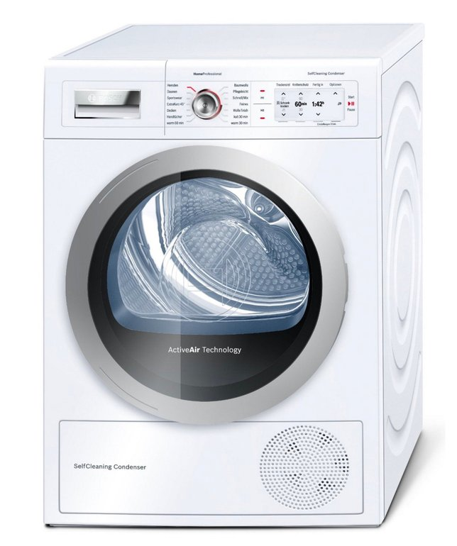 Bosch WTY87701 Wärmepumpentrockner A++ schon für 539€ inkl. Versand