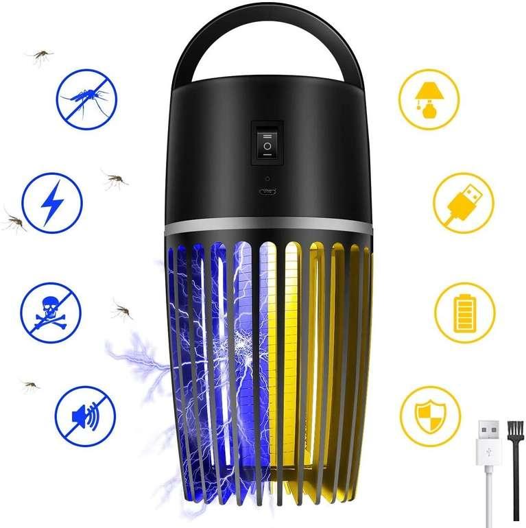 Maypoo Mückenlampe mit 2 Modi für 12,99€ inkl. Prime Versand (statt 20€)