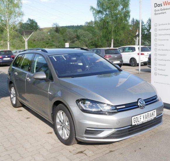 Volkswagen Golf Variant 1,5 TSI Comfortline für 125€ mtl. Brutto im Privat- & Gewerbeleasing
