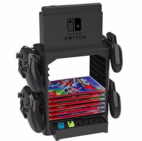 BerryKing Nintendo Switch Homebase Ständer für Spiele & Controller nur 19,90€