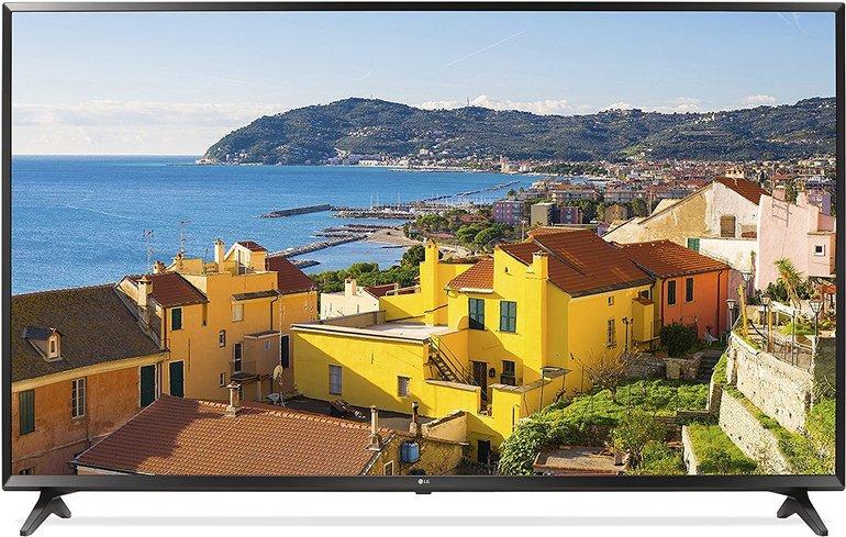 LG 49UJ6309 49 Zoll UHD 4K LED Smart TV mit webOS für 449€ inkl. Versand