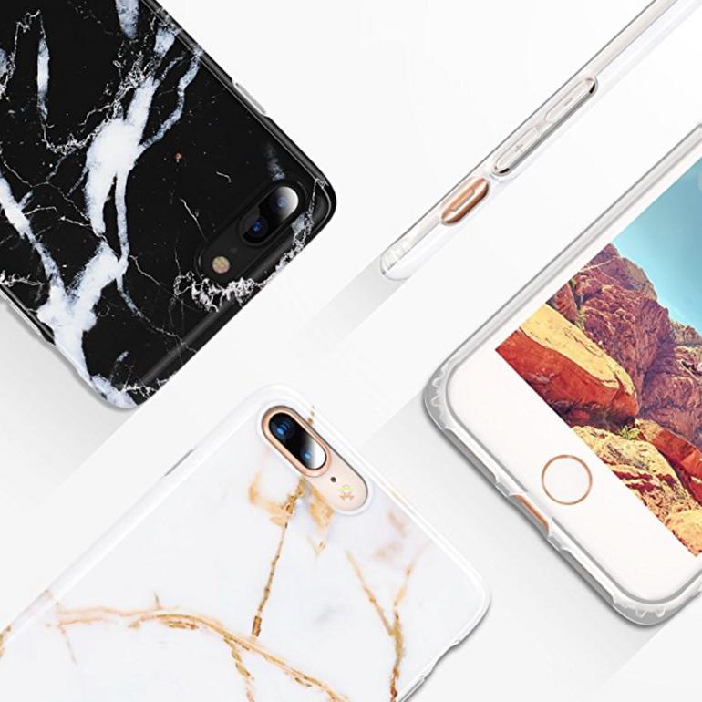Vanmass Smartphone Hüllen für iPhone 7/8 (Plus) versch. Farben je 6,99€ (Prime)