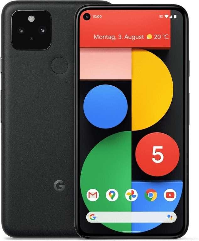 Google Pixel 5 (199,95€) + Congstar Allnet Flat M Aktion (8GB) für 20€ mtl.