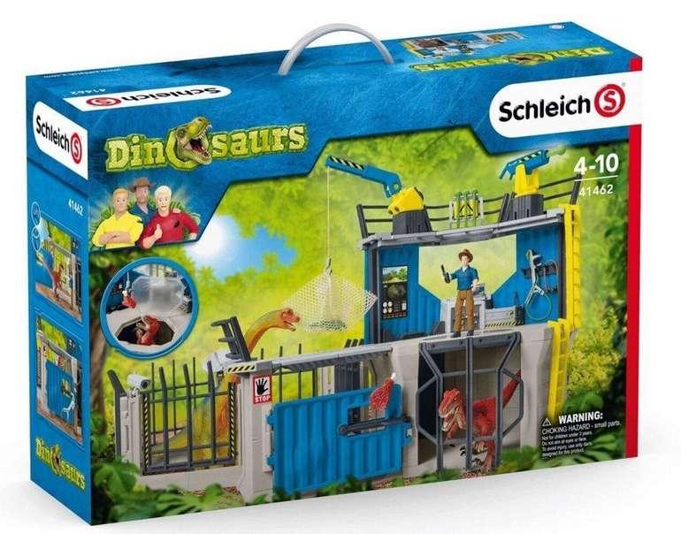 """Schleich Dinosaurs™ Dino-Forschungsstation """"41462"""" für 56,83€ (statt 69€)"""