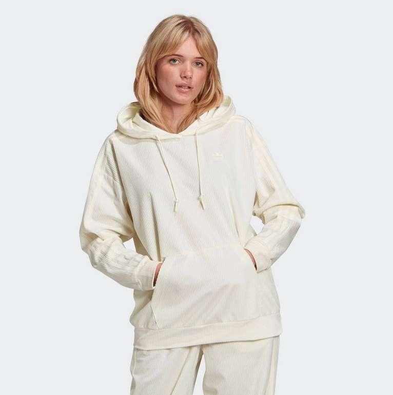 Adidas Isc Corduroy Damen Hoodie für 39,99€ inkl. Versand (statt 45€)