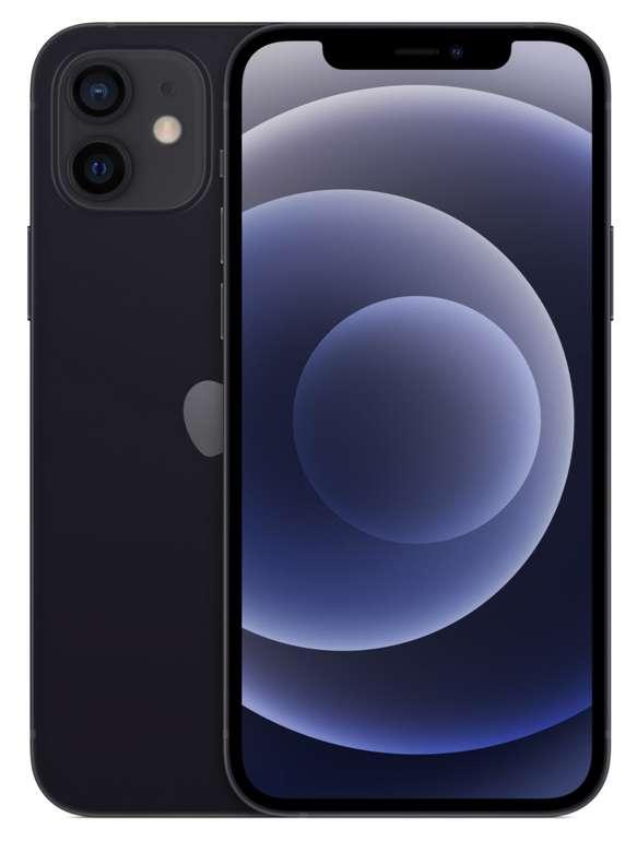 iPhone 12 mit 64 GB und AirTag (1€) + Telekom MagentaEINS Unlimited für 55,05€ mtl. - 128 GB für 49€