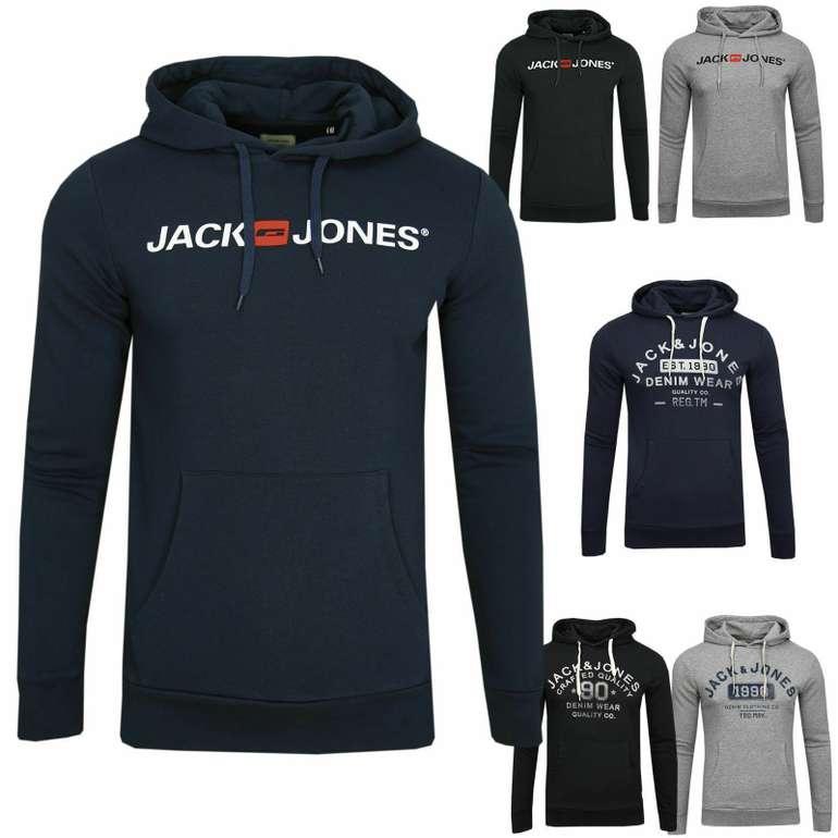 Jack & Jones Herren Kapuzenpullover für 19,92€ inkl. Versand (statt 25€)