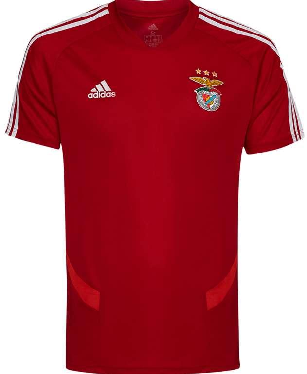 adidas Benfica Lissabon Trikot in Rot für 23,94€inkl. Versand (statt 30€)