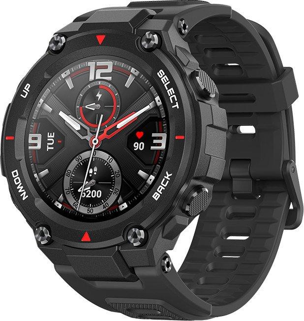 Saturn Late Night Angebote - z.B. Amazfit T-Rex Fitnesstracker Smartwatch GPS für 90€ (statt 125€)