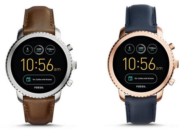 Fossil Explorist Q Smartwatches für 80€ inkl. Versand (statt 150€) - refurbished