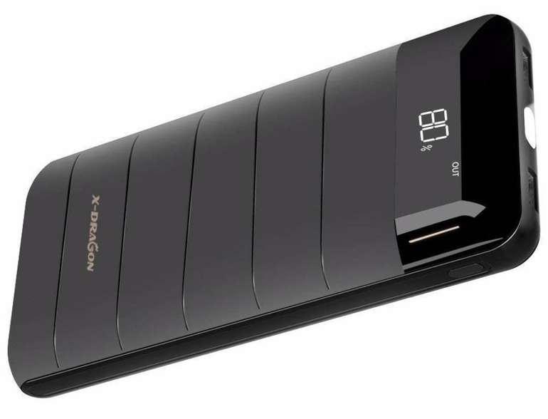 X-Dragon Powerbank mit 20100mAh und LED-Display für 12,49€ mit Prime (statt 21€)