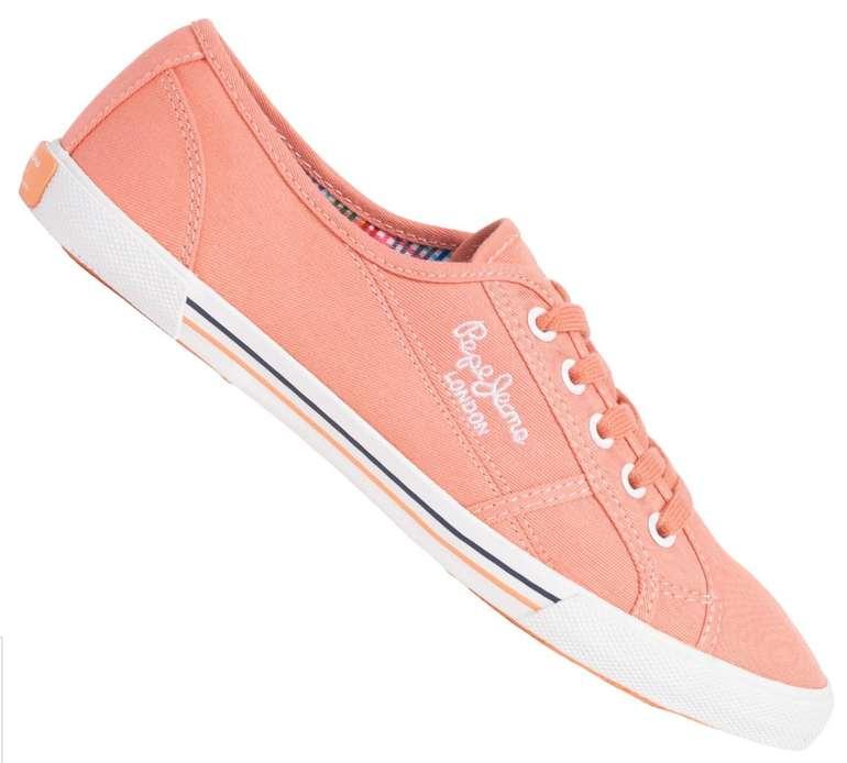 Pepe Jeans Aberlady Damen Sneaker für 19,94€ inkl. Versand (statt 44€) - nur in Größe 40 und 41!