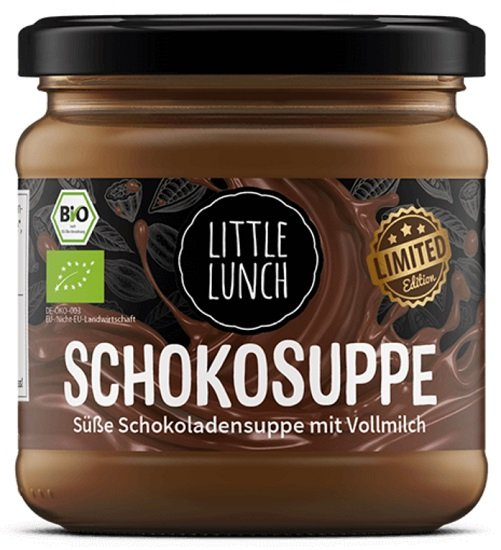 12er Pack Little Lunch Schokoladensuppe