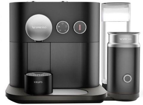 Krups XN 6018 Expert&Milk Nespresso Kapselautomat für 178,41€ inkl. Versand