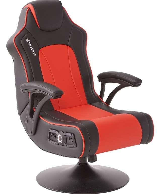 X Rocker Torque 2.1 Gaming-Stuhl in schwarz für 154,69€ inkl. Versand (statt 184€)