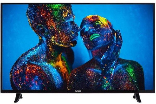 "Telefunken LU49FZ30 - 49"" 4K UHD SmartTV mit Triple Tuner zu 305€ inkl. VSK"