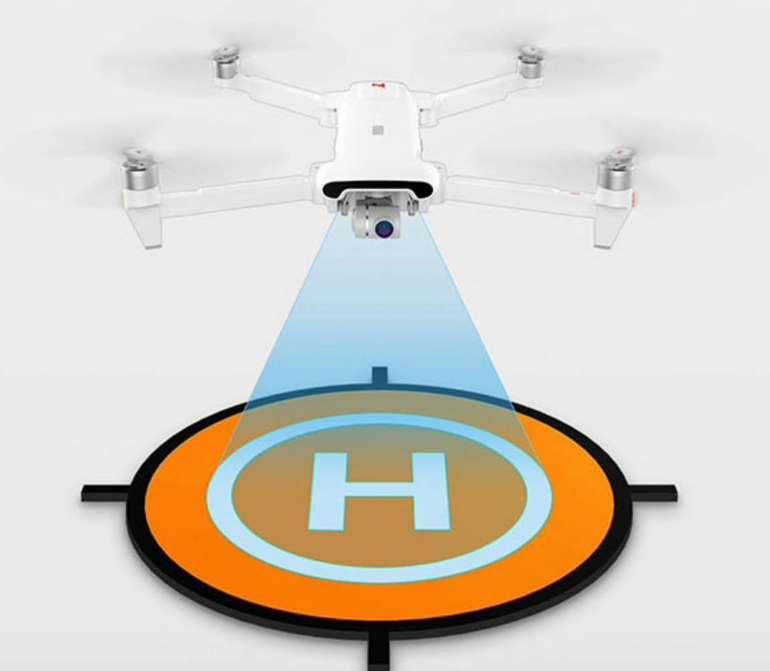 FIMI X8 SE 5KM FPV 3-axis Gimbal 4K GPS RC Drohne für 406,32€ inkl. Versand (EU-Lager!)