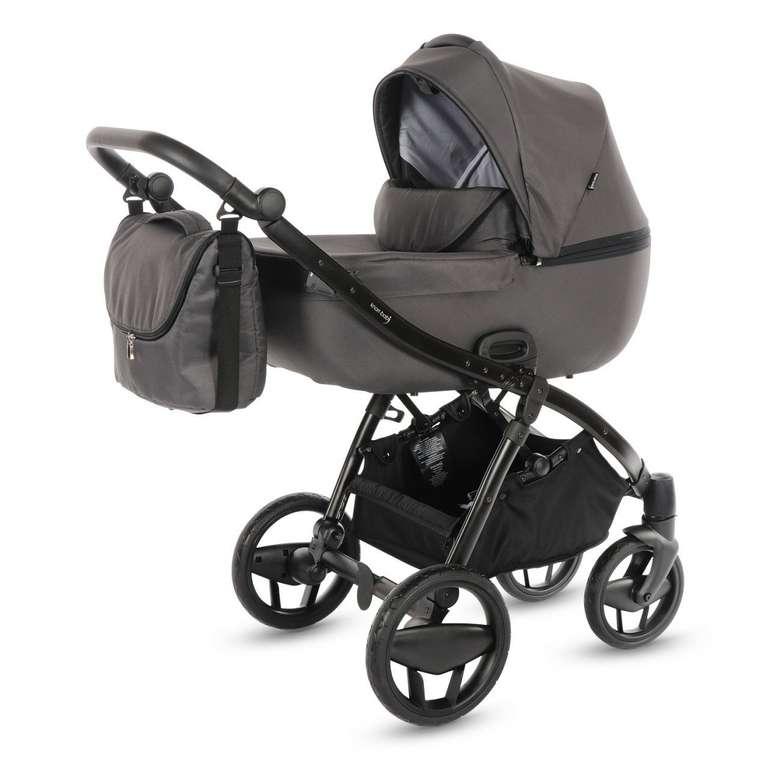 Knorr-Baby Kombikinderwagen Piquetto Uni in 4 Farben für je 309,99€ inkl. Versand (statt 468€)