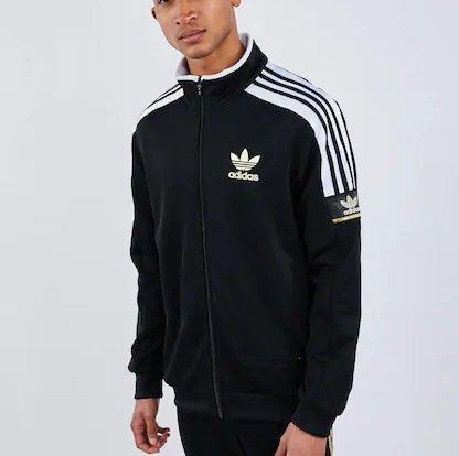 Adidas Herren Track Tops Jacke für 26,99€ inkl. Versand (statt 36€)