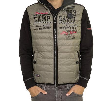 Camp David mit 20% Rabatt auf reguläre Ware - z.B. Steppweste für 95,96€