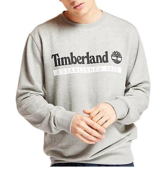 """Timberland """"Established 1973"""" Herren Sweatshirt in 3 Farben für 34,45 (statt 44€)"""