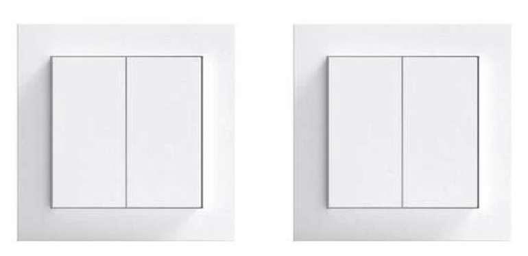 Tink Summer Smart Home Sale mit bis zu 45% Rabatt - z.B. 2er Pack Senic Friends of Hue Smart Switch Lichtschalter für 99€