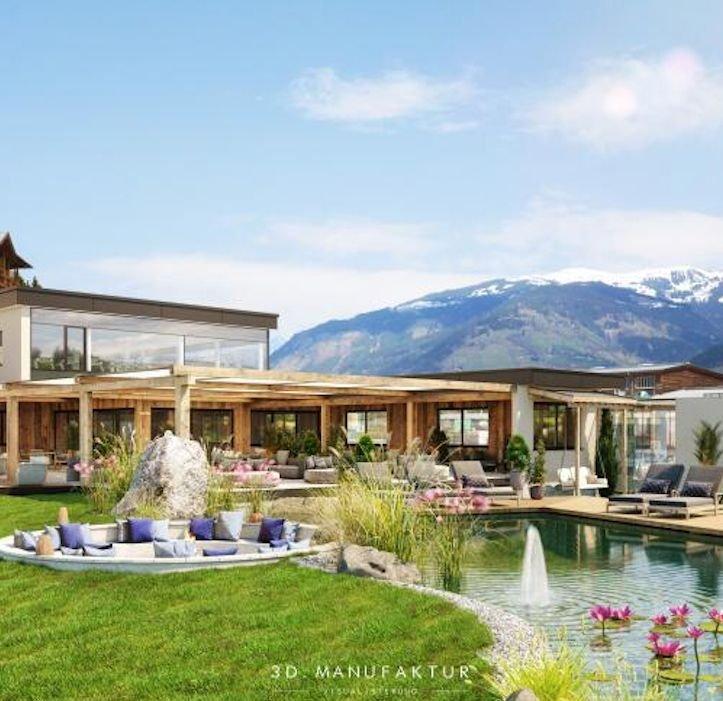 Zell am See: Ab 2 Übernachtungen im 4* Sporthotel Alpenblick inkl. Frühstück uvm. ab 199€ pro Person