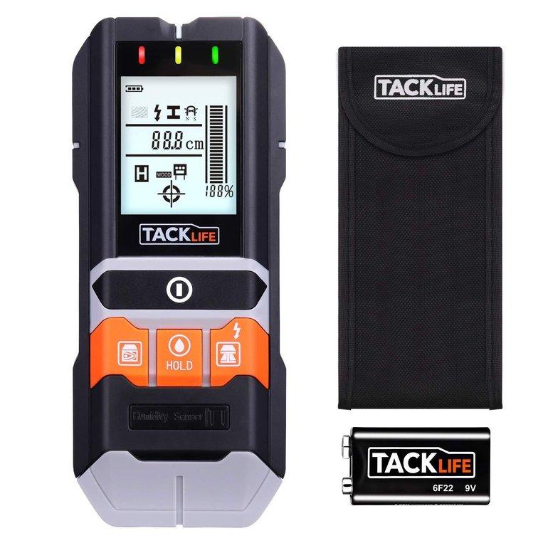 Tacklife DMS05 4in1 Universal-Detektor (z.B. Metall) für 26,99€ inkl. Versand