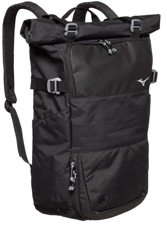 Mizuno Style 28 L Rucksack in Schwarz für 43,94€ inkl. Versand (statt 60€)