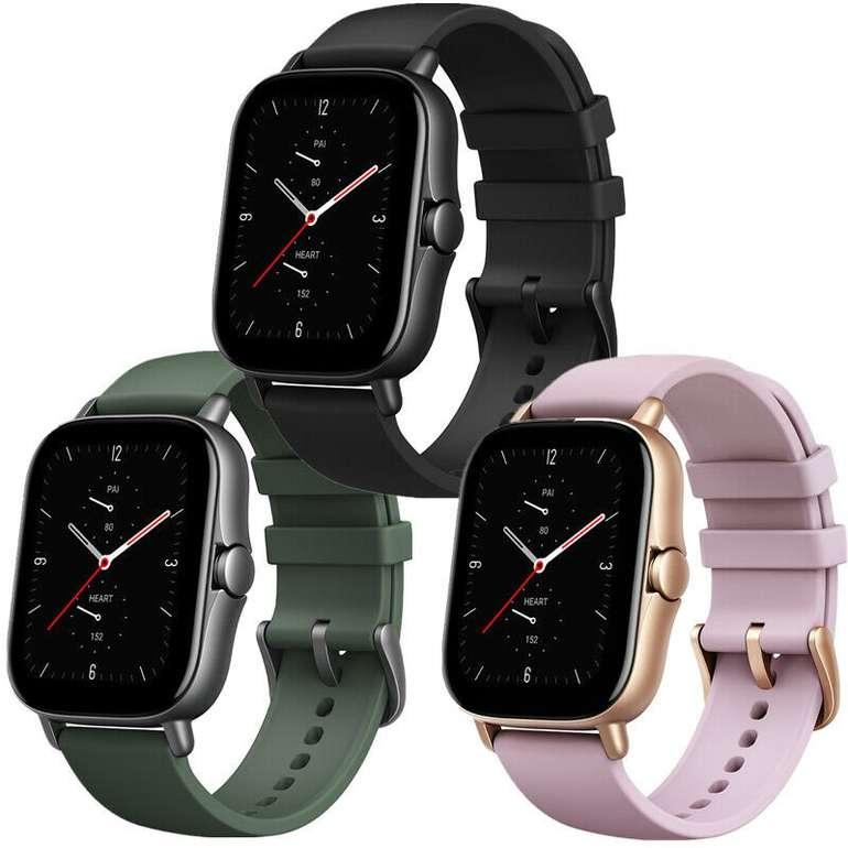 """Amazfit GTS 2e - 1,65"""" Smartwatch in 3 Farben für je 93,51€ inkl. Versand (statt 104€)"""