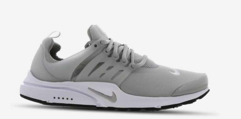 Nike Air Presto Herren Sneaker (versch. Farben) ab 79,99€ inkl. Versand (statt 100€)