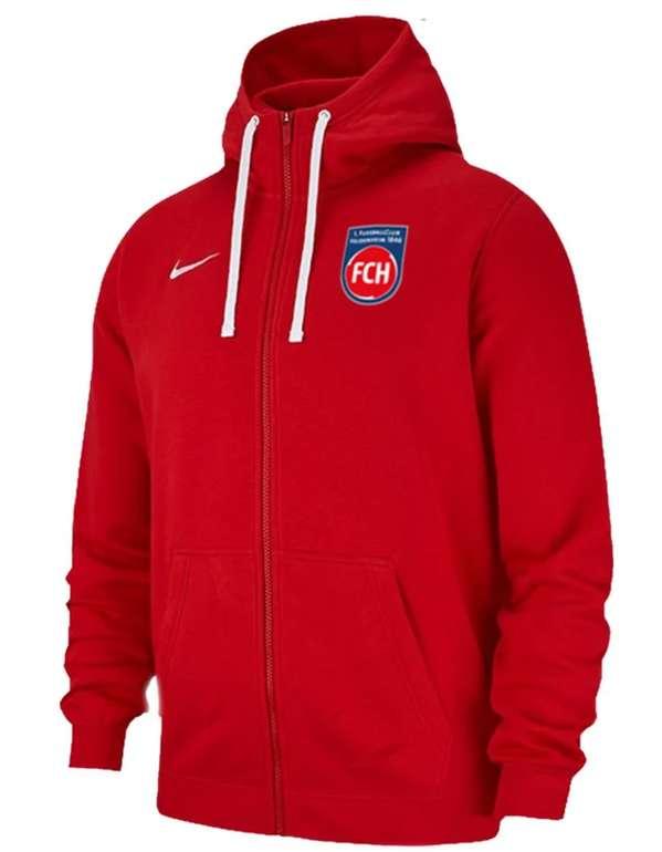 Nike 1. FC Heidenheim Kapuzenjacke für Kinder in Rot F657 für 33,57€ inkl. Versand (statt 38€)